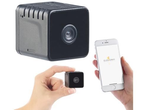 Mini caméra de surveillance IP Full HD modèle IPC-120.mini par 7Links.