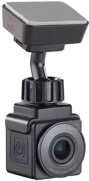 micro caméra embarquée 1080p avec puce GPS accélérometre déclencheur d'enregistrement a distance bluetooth navgear