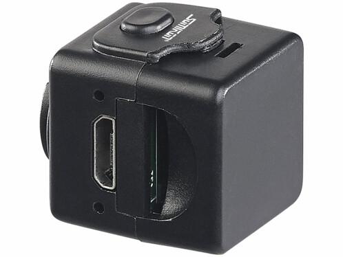 mini caméra de surveillance ou sport avec images HD et poids plume camera espion intrus adultere infidelité