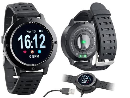 Montre fitness avec fonction smartwatch SW-350 (reconditionnée)
