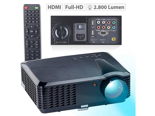 videoprojecteur haute definition 1280x800 avec hauts contrastes scenelights lb-9300 v2