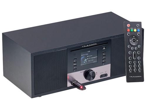 Radio Internet stéréo avec lecteur CD IRS-700
