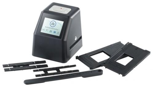 mini scanner diapo et n gatifs 14mpx 2 en 1 avec usb. Black Bedroom Furniture Sets. Home Design Ideas