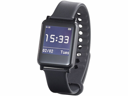 Smartwatch Bluetooth 4.0 fitness SW-200.hr avec cardiofréquencemètre
