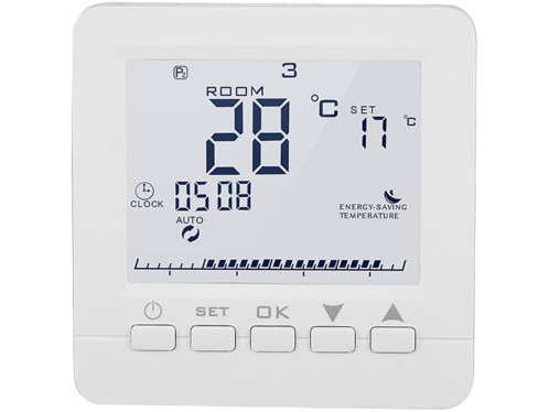 Thermostat connecté pour chauffage au sol par Revolt.