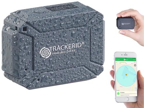 """Traceur GPS/GSM """"LTS-200"""" avec application de géolocalisation - IP66"""