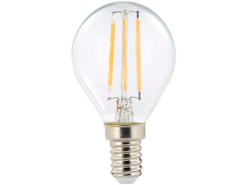 Culot E14 À Chaud Forme Led Filament Goutte Ampoule Blanc Luminea kZiPuX