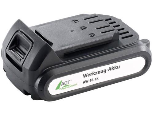 Batterie 18 V AW-18.ak pour outils sans fil AGT - 1300 mAh