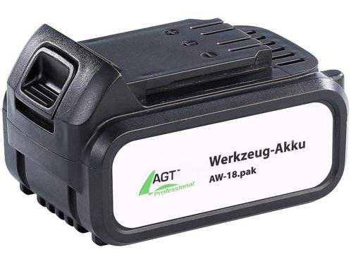 Batterie li-ion 18 V / 4000 mAh ''AW-18.pak''