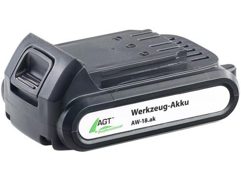 Batterie lithium-ion 18 V / 2000 mAh ''AW-18.ak''