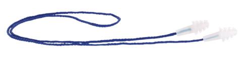 bouchons d'oreille - 29db avec cordellette reutilisables pour festival chantier