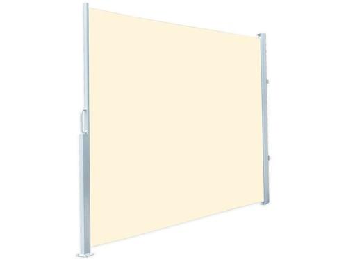 Brise-vue déroulable 120 x 200 cm - beige