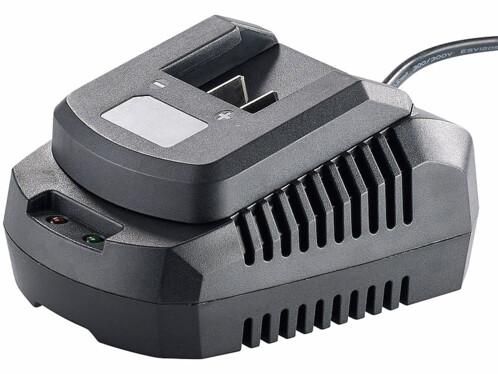 Chargeur rapide ''AW-10.lg'' pour batterie li-ion 10,8 V AGT