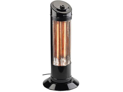 Chauffage radiant d'intérieur 600 / 1200 W