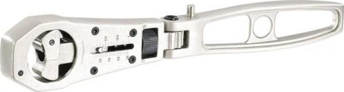 Clé à cliquet 8 - 25 mm articulée