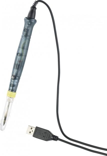 Fer à souder USB à pointe en céramique 450 °C / 8 W