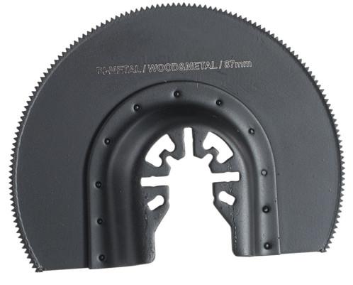 lame de scie circulaire 87 mm en HSS pour outils multifonctions agt et autres marques