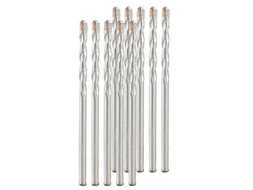 Pack de 10 forets à Béton - 3 mm