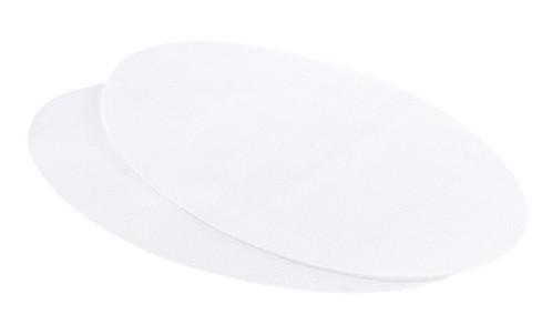 patch thermocollant pour réparation trous dans textile blanc