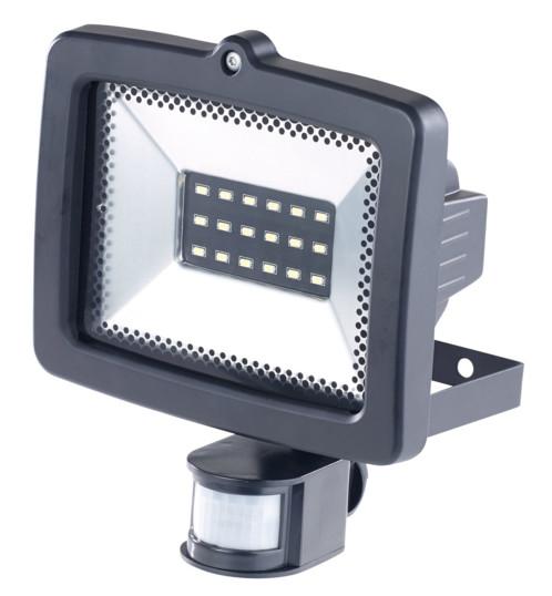 Projecteur à LED d'extérieur 10 W/700 lm avec détecteur de mouvement PIR