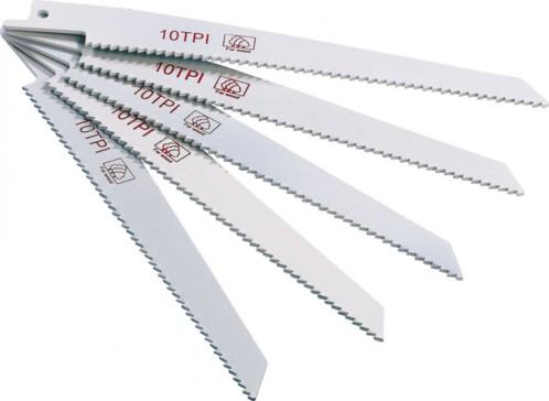 Set de 5 lames bois pour scie sabre AGT AW-18.sl