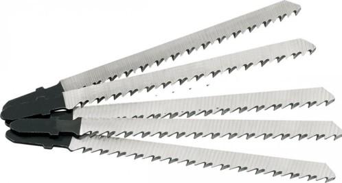 Set de 5 lames bois pour scie sauteuse AGT AW-18.st