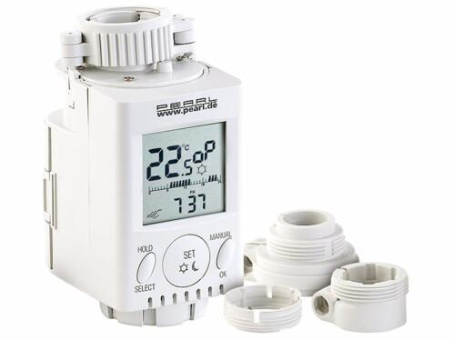 Thermostat électronique pour radiateur