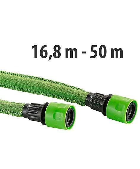 Tuyau d'arrosage extensible PRO.V2, 17 - 50 mètres