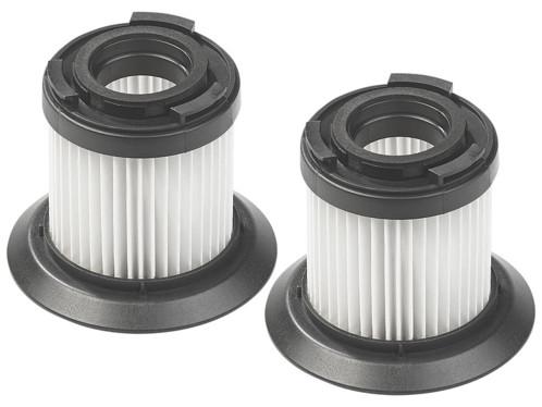 2 filtres HEPA de rechange pour aspirateur cyclonique BLS-200
