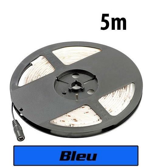 Bande à LED 5 mètres - Bleu