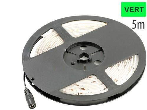 Bande à LED 5 mètres - Vert