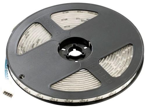Bande à LED pour extérieur LC-500A, multicolore, 5 m, IP65