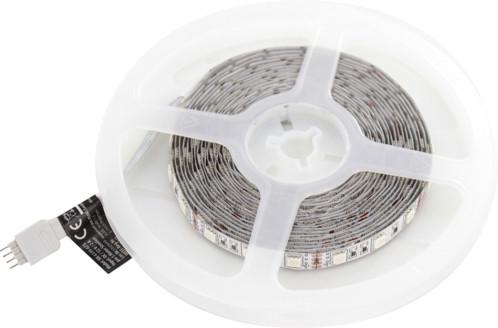 Bande à LED pour intérieur LC-500N, multicolore, 5 m