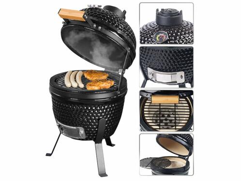 Barbecue en céramique kamado Ø 27 cm