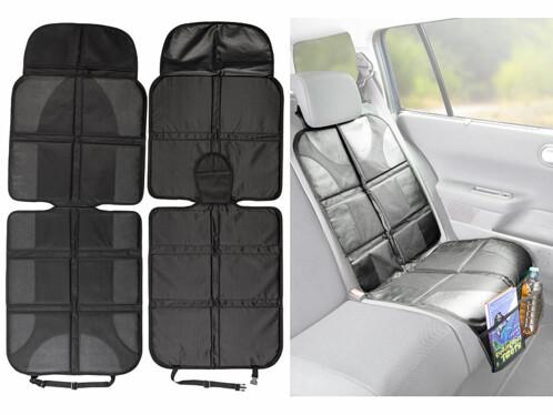 """Couvre-siège auto """"Premium"""" avec poches en filet"""