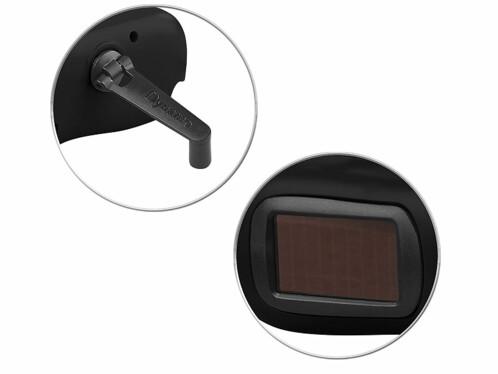 Lampe de poche rechargeable avec plaque solaire et dynamo pearl ltl-15