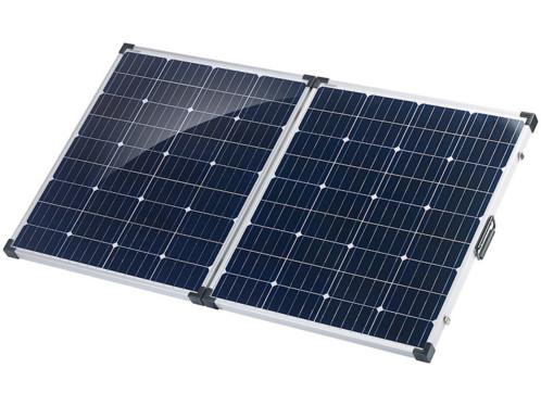 Panneau solaire mobile monocristallin PHO-2000
