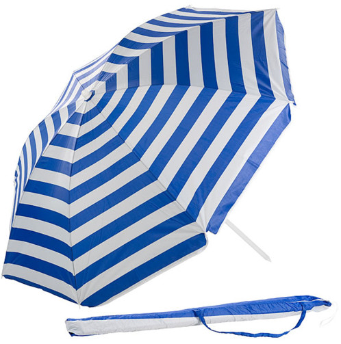 Parasol avec étui UV 30+ / Ø 180cm