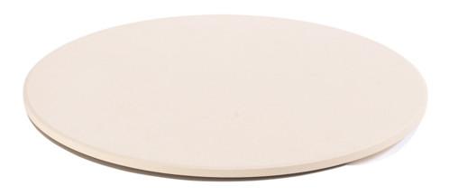 Pierre à pizza pour cuisson au barbecue - Ronde, 33 cm