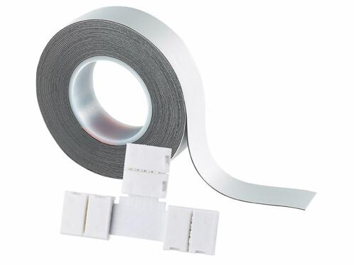 Raccord en T pour bandes à LED multicolores - Extérieur