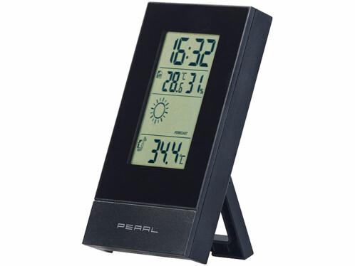 Station météo numérique avec réveil et tendances météo FWS-70