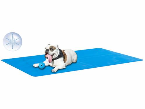 Tapis rafraîchissant pour chien SweetyPet de 120 x 75 cm.