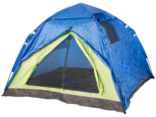 Tente coupole Semptec automatique pour 4personnes.