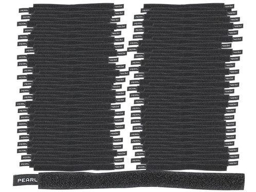 100 Bandes scratch de fixation - 17 CM X 17 mm