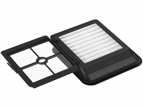 Deux filtres HEPA pour aspirateur-laveur BWS-300.