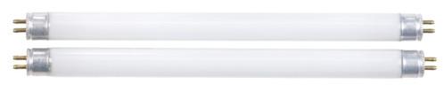 2 tubes UV supplémentaires pour pièges à insectes IV-510 & IV-519, 6 W