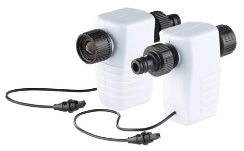 valves magnétiques pour programmateur d'arrosage bcw400 royal gardineer