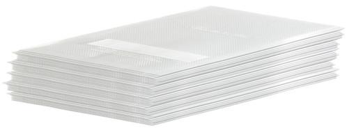 50 sachets de conservation pour appareil de mise sous vide, 15 x 20 cm
