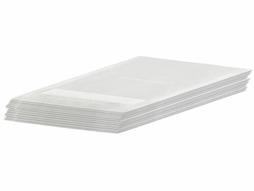 50 sachets de conservation pour appareil de mise sous vide, 20 x 30 cm