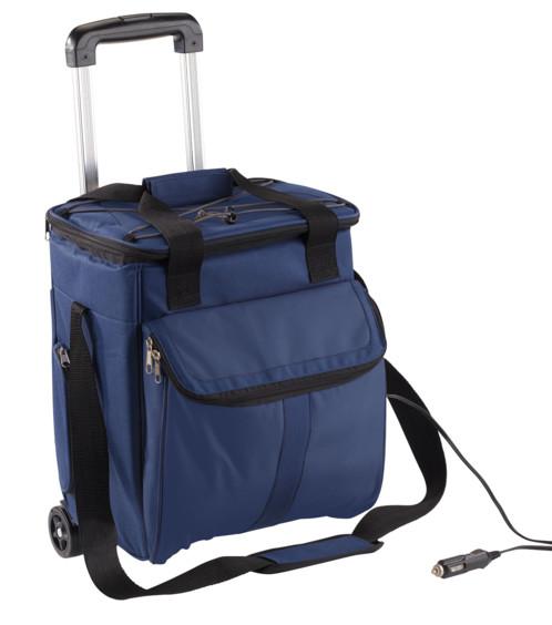 sac isotherme r frig rant 12v avec bandouli re et trolley xcase. Black Bedroom Furniture Sets. Home Design Ideas